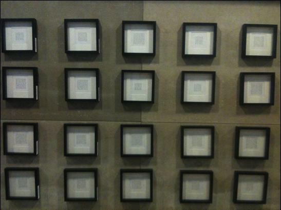 365 firkantede fortællinger på vandring