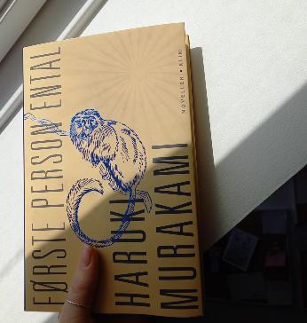 Haruki Murakami - Første person ental.pixlr