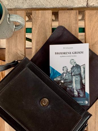 Ib Johansen - Brødrene Grimm.pixlr