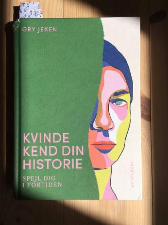Kvinde Kend Din Historie - billede.pixlr